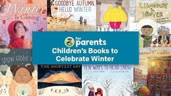 8 Children's Books to Celebrate Winter