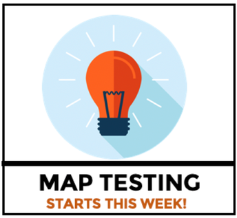MAP Testing Begins This Week