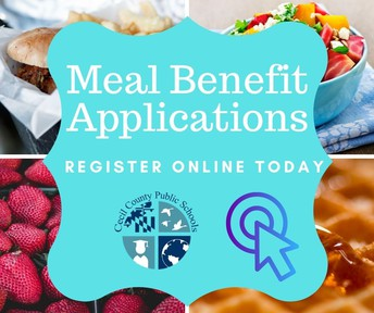 Meal Benefit Application