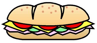Sub and pretzel sandwich fundraiser