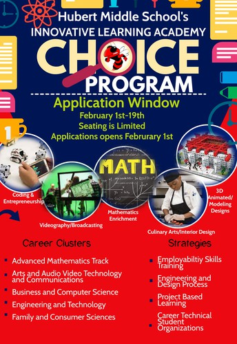 Choice Program Applications Now Available. Apply Now!