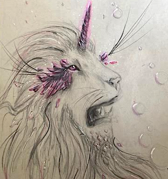 Artwork by Charli Ohol