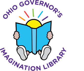 Ohio Governor's Imagination Library logo