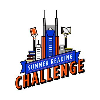 "Nashville Public Library's ""PRESS PLAY"" Summer Reading Challenge!"