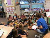 Miss Binole's 3rd Grade Classroom Learns about the Great Depression