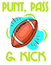 PUNT PASS AND KICK!