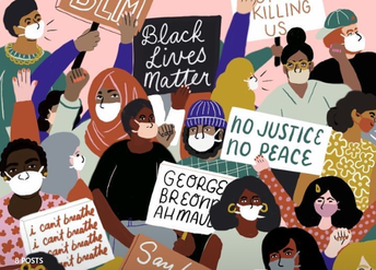 Instagram: Racism + Violence: Helping Kids Handle the News