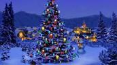 21st Annual Stone Bank Community Tree Lightening