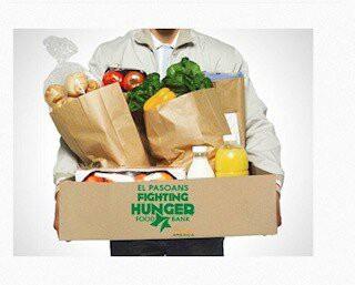 El Pasoans Fighting Hunger Food Bank