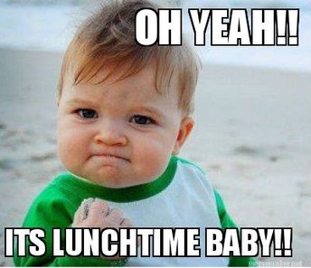 Lunch Time Changes
