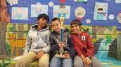 Chess Club Champions