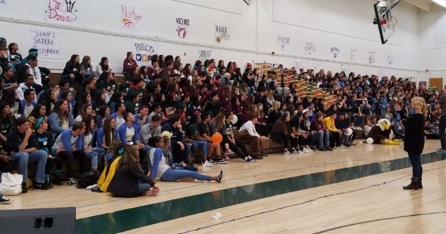 The 10th annual Concord High School Leadership Conference is drawing 400+ students from six school districts,including Antioch Unified, Campbell Union, Liberty Union, Martinez Unified, and Berean Christian High Shcool, in addition to MDUSD.