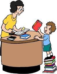 Media Center Book Checkout