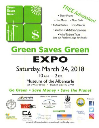 Green on Green Expo