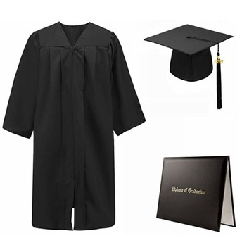 Pre-Ordered Cap and Gown Pick-Up