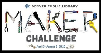 DPL Maker Challenge April 3rd - August 8th