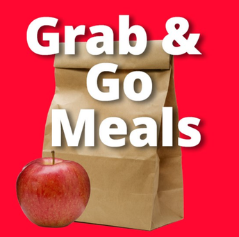 Grab-and-Go Meal distribution: