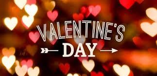 Fiestas de San Valentín - 14 de febrero