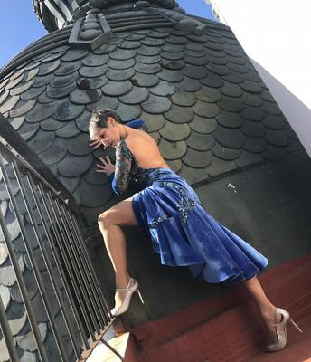Aurora Lubiz - Argentinian Tango - Argentina