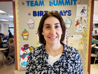 MRS. ANDREA BELLAVANCE NOMINATED FOR PENNSYLVANIA TEACHER OF THE YEAR