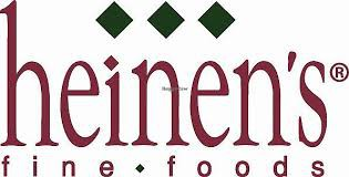 Heinen's Teaming Up for Education