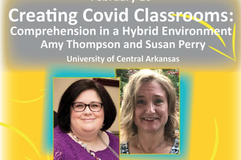 Dr. Amy Thompson and Dr. Susan Perry: