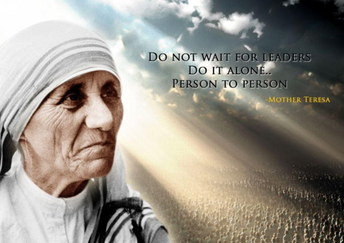 Where can you find great saint quotes to reflect on during personal prayer and meditation?