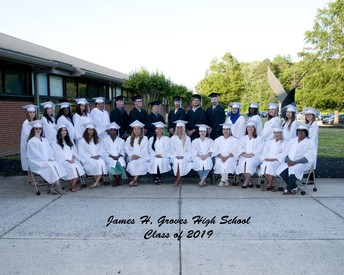 Graduation 2020 and 2021 Coming Soon!
