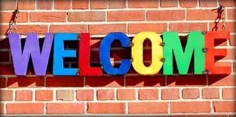 Welcome, New Teachers!