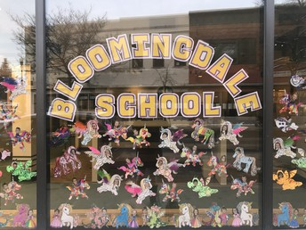 Stop by Adirondack Bank and admire the Winter Carnival window...Thank you Mrs. Fountain for all your work!