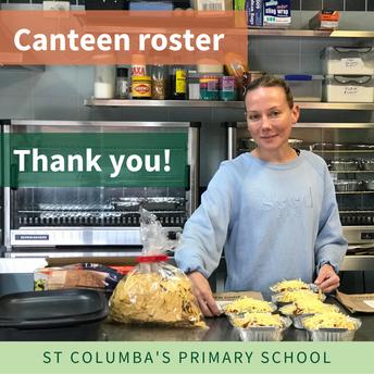 Canteen helpers