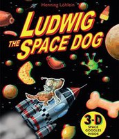 Ludwig the Space Dog ages 3-8