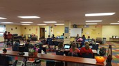 Great turnout for Homework Club