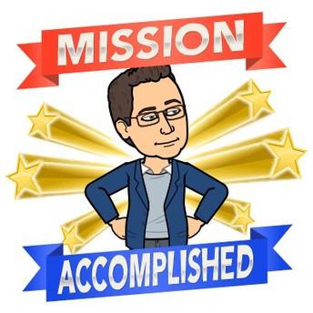 SUCCESS! Great First Week of School!