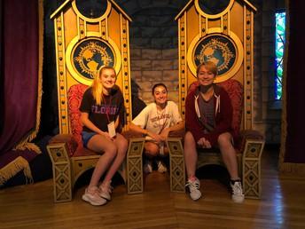 Castle Attendants