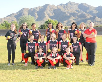 19-20 7th Girls Softball