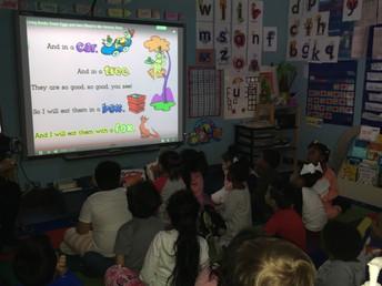 Sra. Monteiro Kindergarten Rm # 107