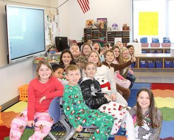 Pajama Day Memories!