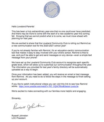 Loveland Community Club