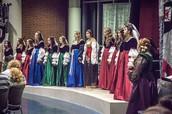 Choir Madrigal Tickets on Sale Next Week