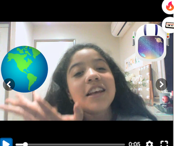 Flipgrid about Earth