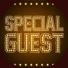 Special Guests This Sunday