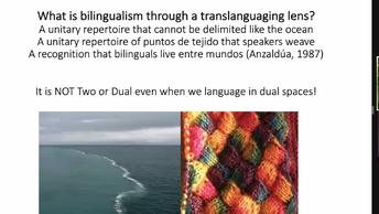 Bilingualism through a Translanguaging lens