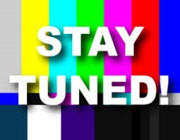 Stay Tuned .... Coming Soon!