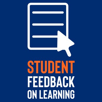 student feedback graphic