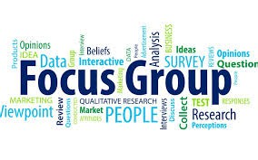 Focus Group Feedback/Planning Ahead/Year-end Wrap Up