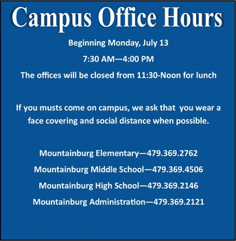 Campus Office Hours