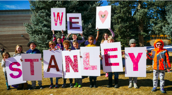 2. Celebrate Stanley on Valentine's Day!