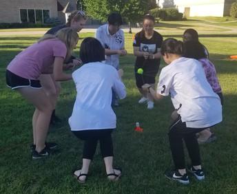Science, Engineering, and Leadership Camp