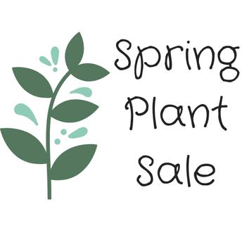 Plant Sale Pre-Orders